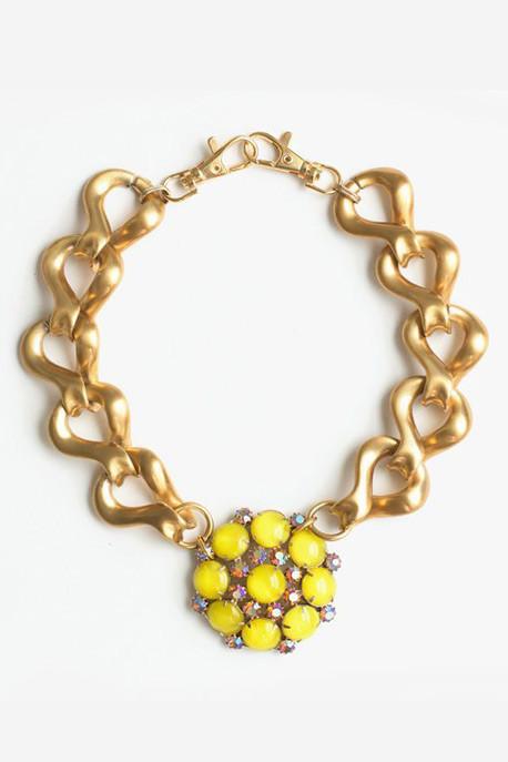 Rocaille - Flora IV Necklace