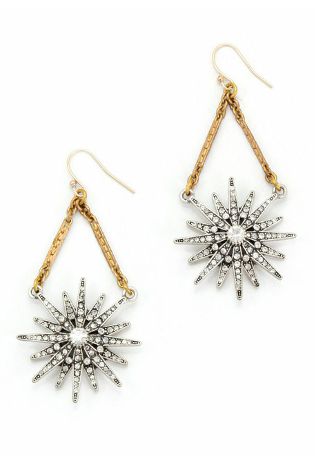 Radiant earrings