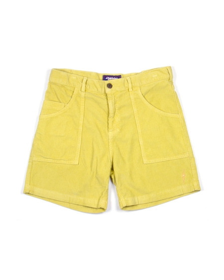 LIGHTNING BOLT - RORY CORDUROY WALKSHORTS / CELERY
