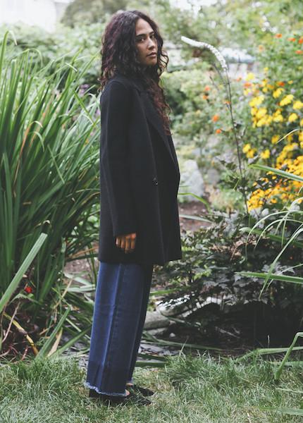 Line Knitwear - Ingrid in Caviar