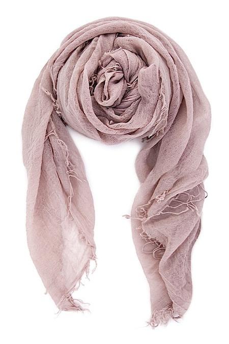 Chan Luu - Adobe Rose Cashmere & Silk Scarf