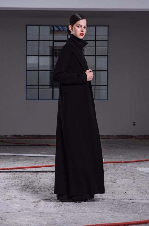 Cihuah C46#09 Long Coat