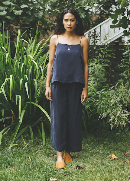 Objects Without Meaning - Lounge Pant in Navy