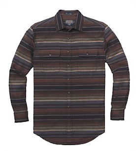 Men's Pendleton Camber Stripe Shirt / Thomas Kay