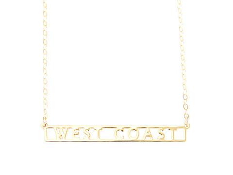 Seoul Little West Coast Necklace