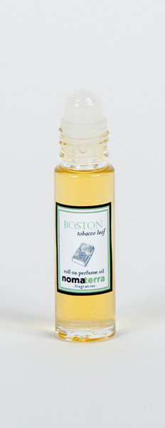 Nomaterra - Boston Tobacco Leaf Roll On Perfume