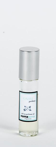 Nomaterra - Oahu Gardenia Roll On Perfume