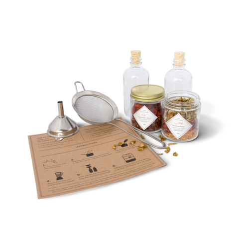 Mason Shaker The Homemade Hot Sauce Kit