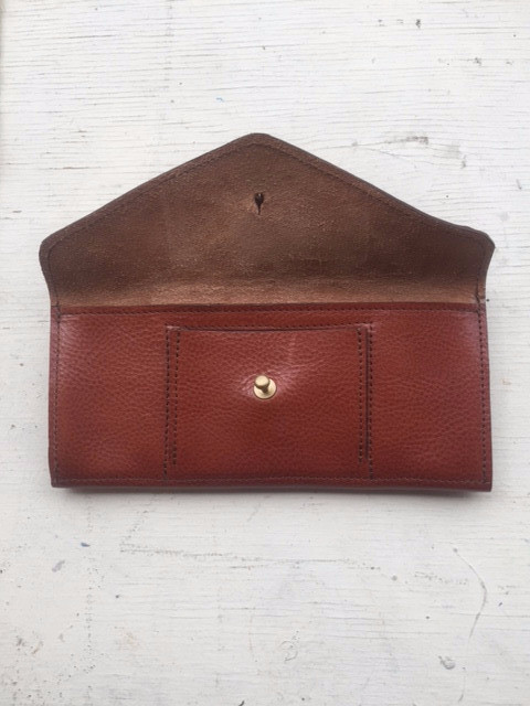 Corinne Wilde Double Pocket Wallet