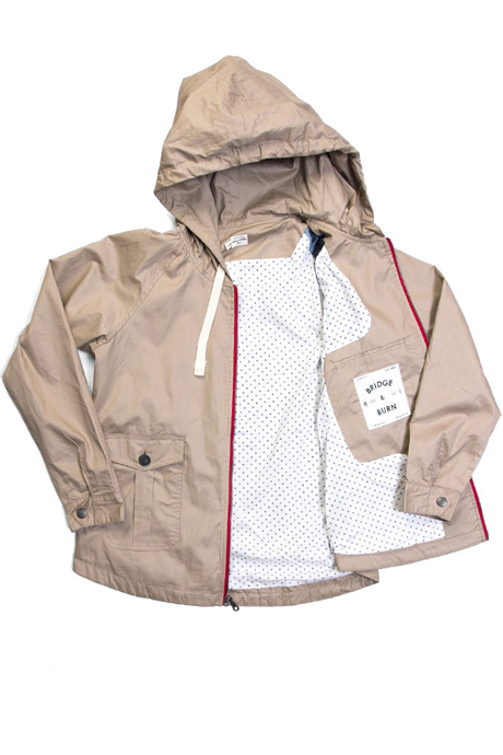 Bridge & Burn - Mackleay Jacket