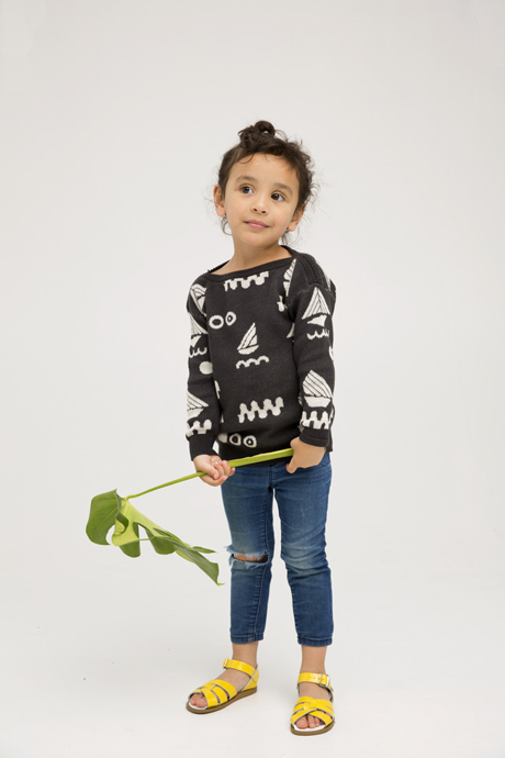 Micaela Greg - Maritime Sweater