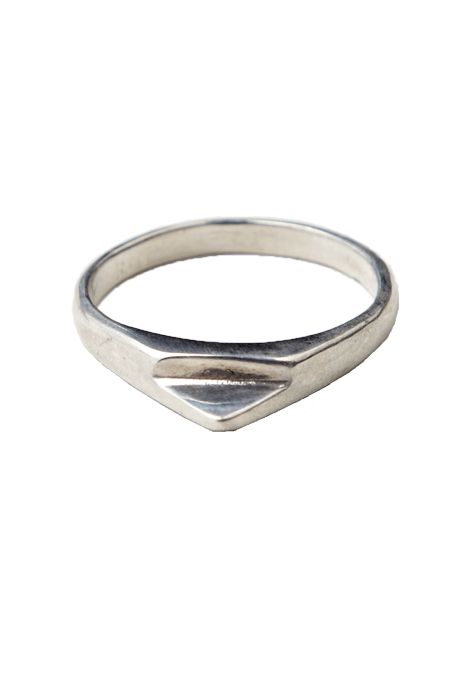 The Things We Keep - Penrose Ring Silver