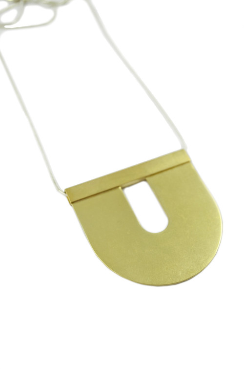 Natalie Joy Arc Necklace