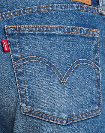 Levis Made & Crafted 501 Cropped Stretch