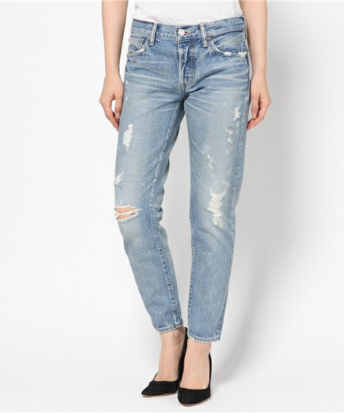MOUSSY MV Aberdeen tapered