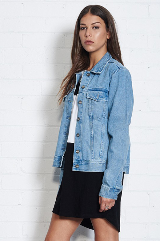 NANA JUDY Pistol Denim Jacket