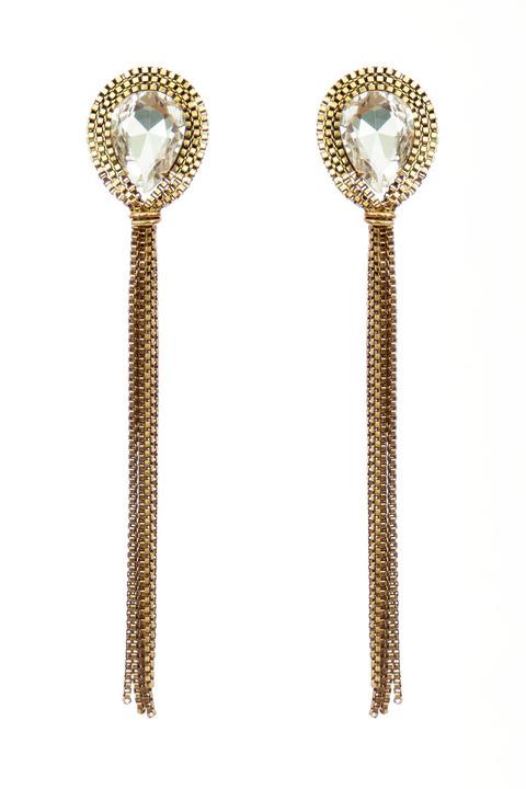 Nicole Romano Gio Tassel earrings