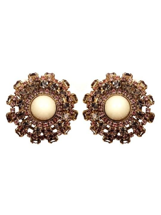 Anton Heunis Cluster earrings