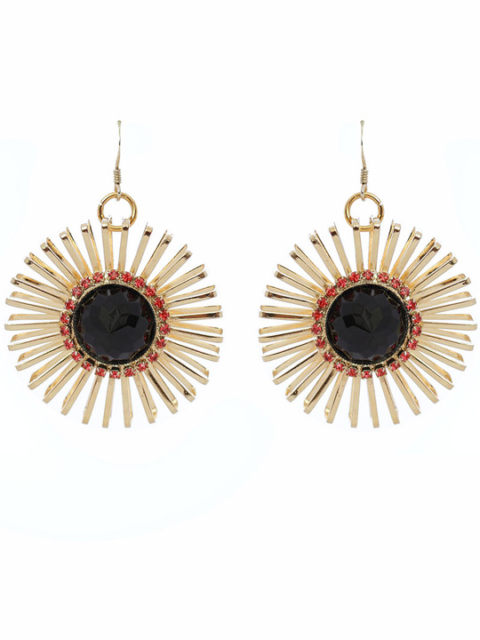 Anton Heunis Padparadscha earrings