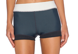 VPL Banded Boy Short - Steel