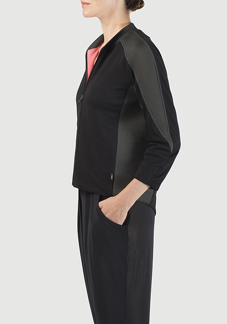 Embed Jacket: Heather Grey