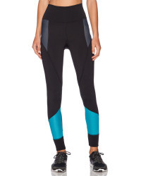 VPL Femur Legging W: BLACK