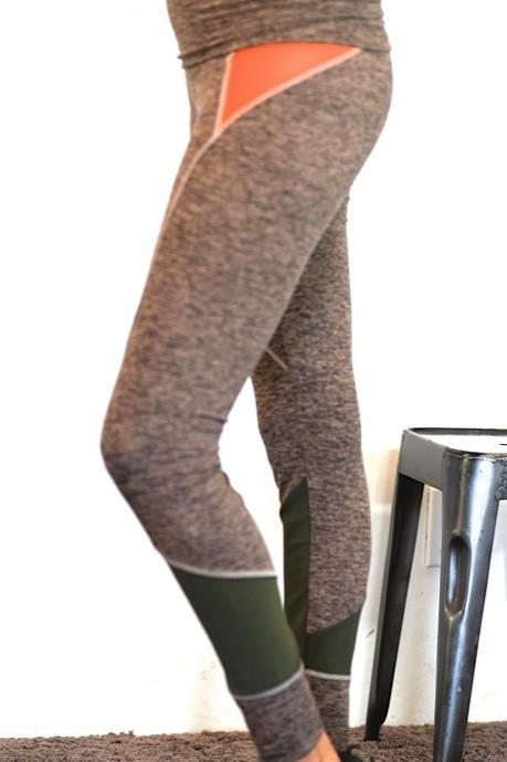 VPL Femur Legging W: CAUTION ORANGE