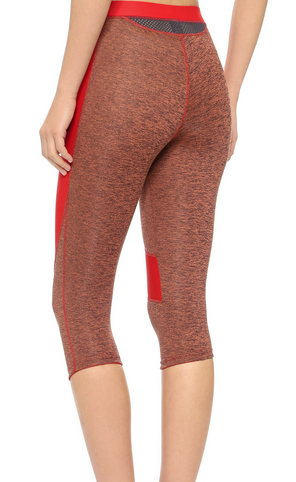 VPL Flexure Capri: Fiery Red