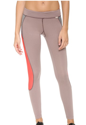VPL X-curvate Legging W: FLUORO CORAL