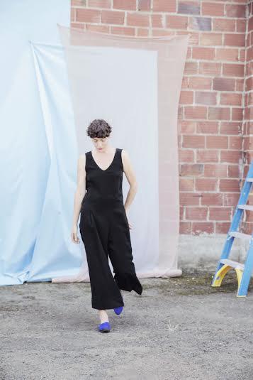 Portland Garment Factory Dropwaist Jumper