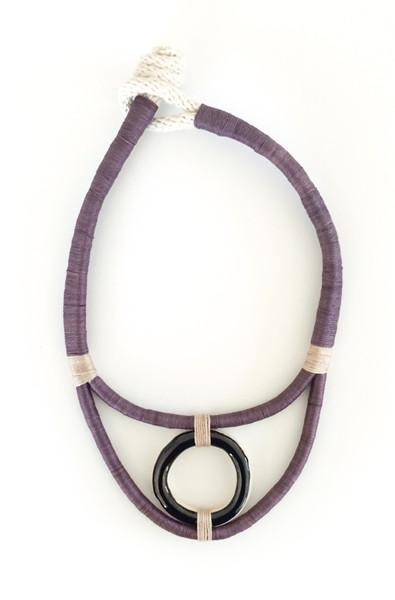 Gamma Folk Necklace No. 24