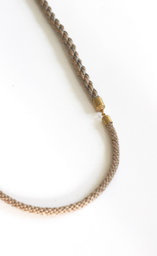Revisited x Gamma Folk Necklace No. 29
