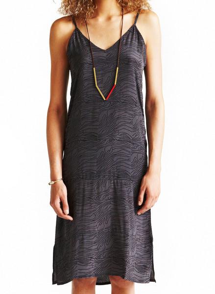 Seek Yin Dress in Landscape Print