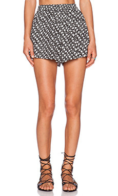 MINK PINK - DITTY FLORAL SHORT