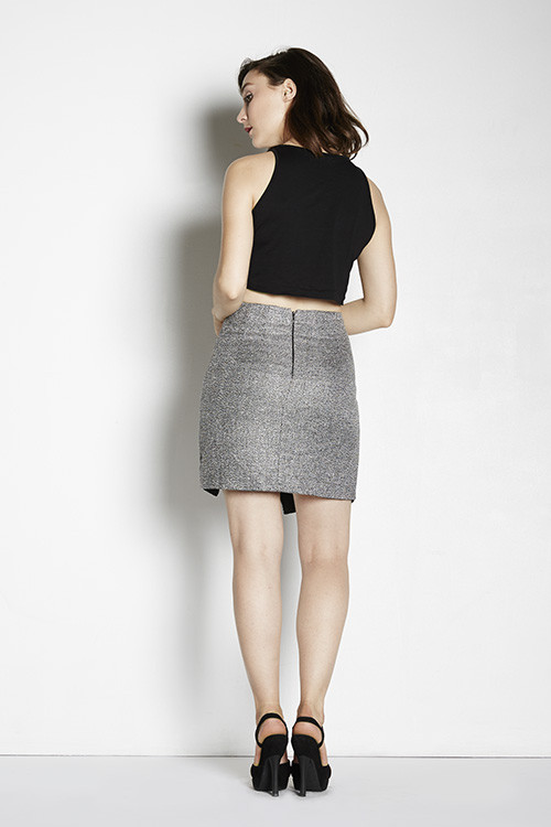 Jaggar Daze Wrap Skirt