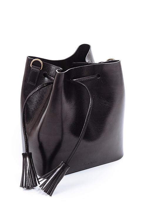 VereVerto Dita Bag in Black Colors