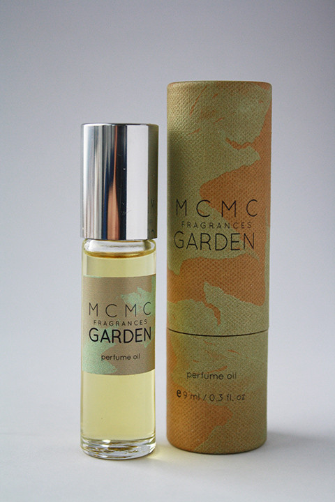 MCMC Fragrances Garden Perfume Oil