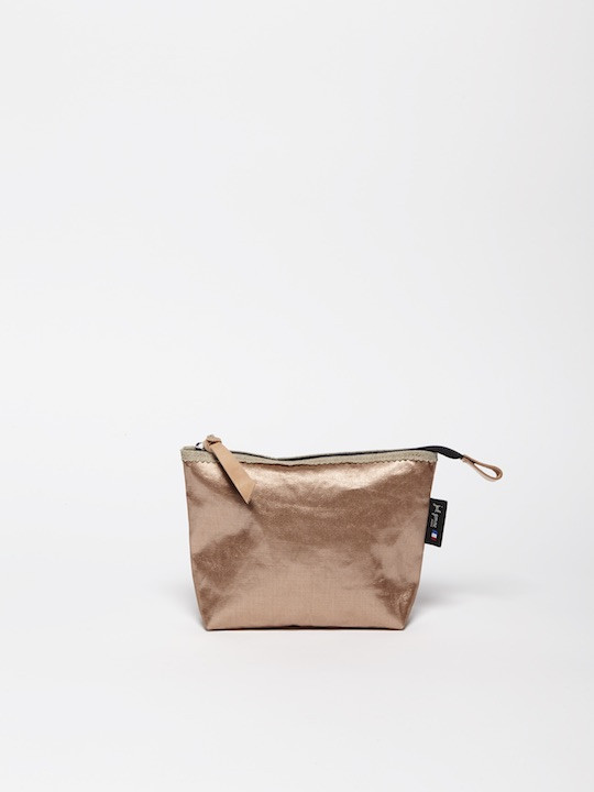 JACK GOMME Katy Pouch in Pink