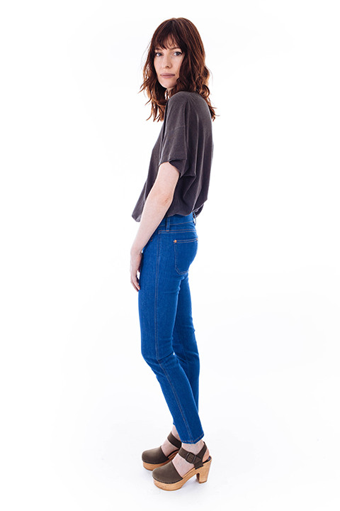 M.i.H. Jeans Paris Jeans in Finn Blue