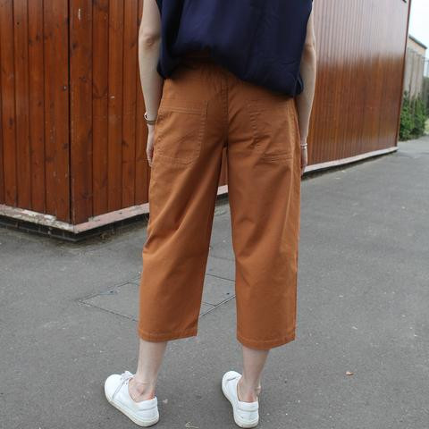 LF Markey Big Boys Canvas Cropped Workpants