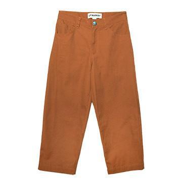 LF Markey Big Boys Canvas Cropped Workpants