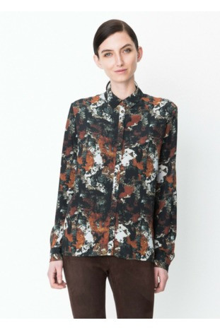 Storm & Marie Wall Blouse