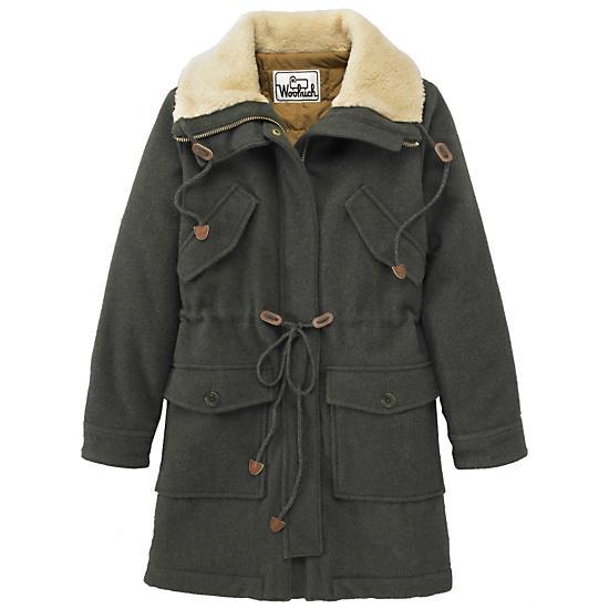 Woolrich Cadet Wool Field Jacket