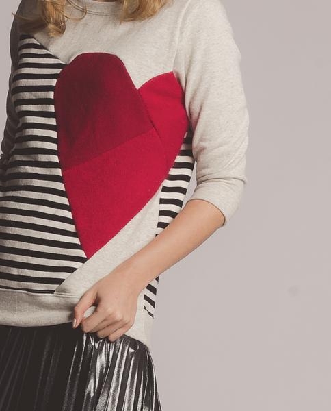 Preloved Raven Sweatshirt