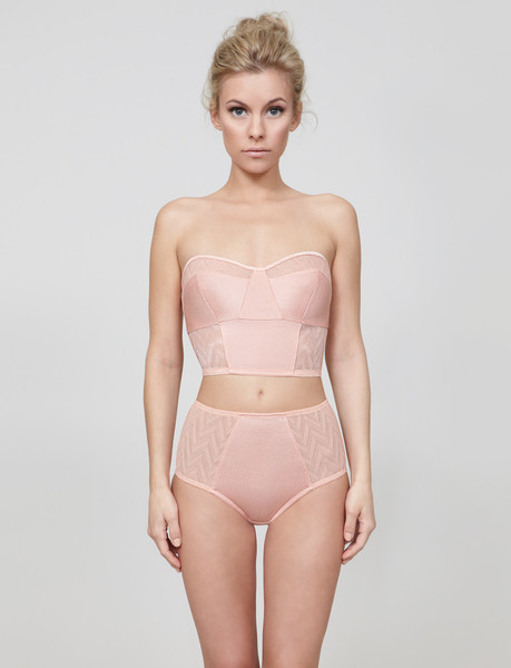 Lyra High Waist Knickers