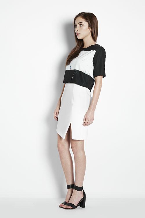Keepsake Flashback Skirt