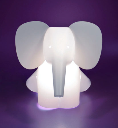 Zzzoolight Elephant DIY Carton Light Box - Dodo Les Bobos