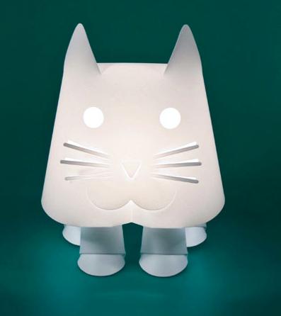 Zzzoolight Cat DIY Carton Light Box  - Dodo Les Bobos