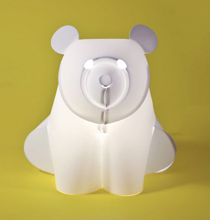 Zzzoolight Bear DIY Carton Light Box - Dodo Les Bobos