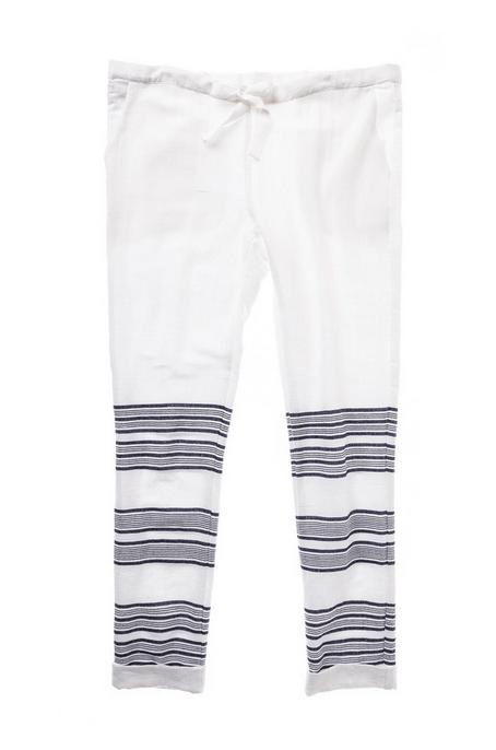 Lemlem Tinish Drawstring Pants